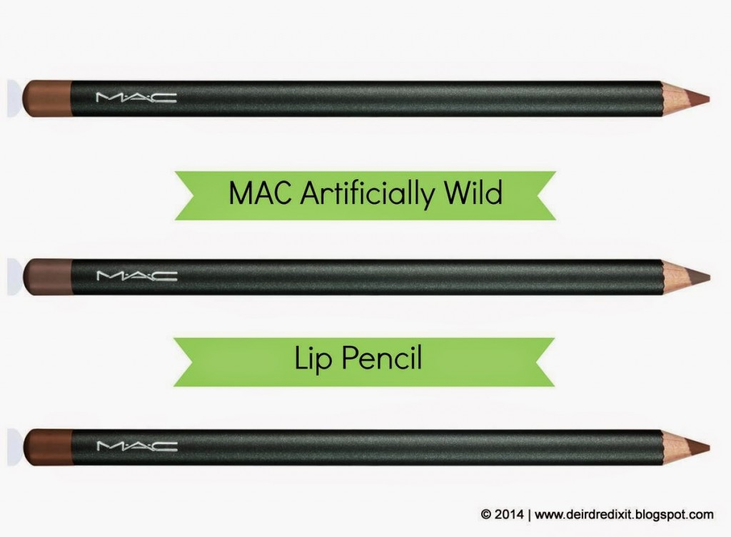 MAC Lip Pencil Artificially Wild