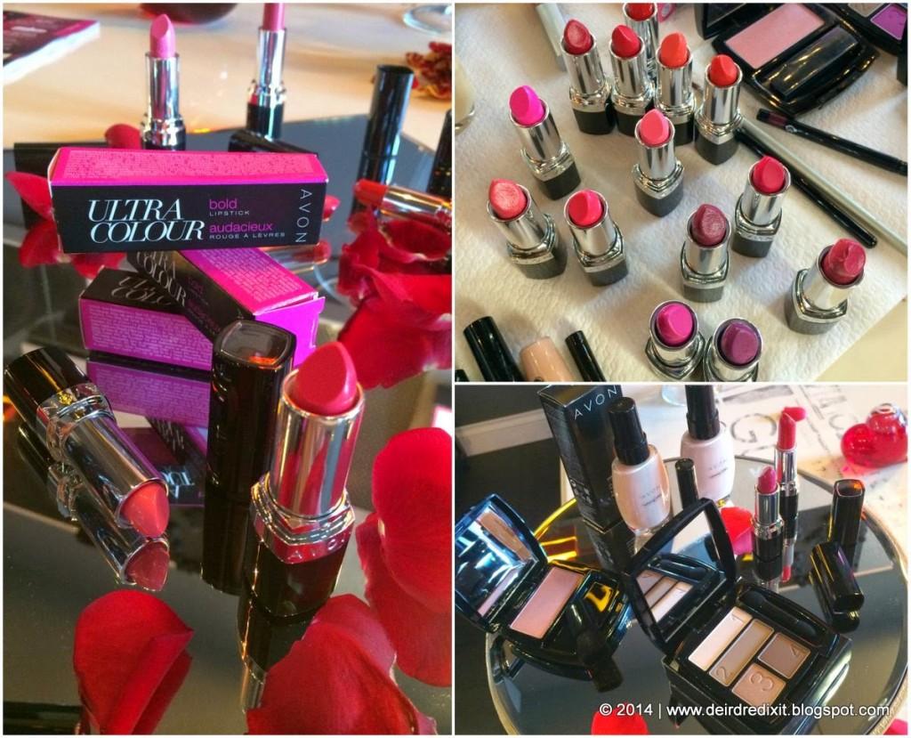 Avon rossetti Colore Semprevivo Bold