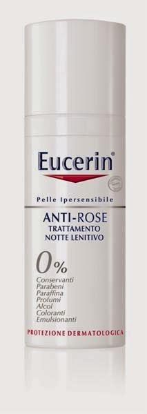 Eucerin AntiRose Trattamento Notte Lenitivo