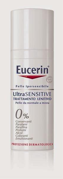 Eucerin UltraSensitive Trattamento Lenitivo