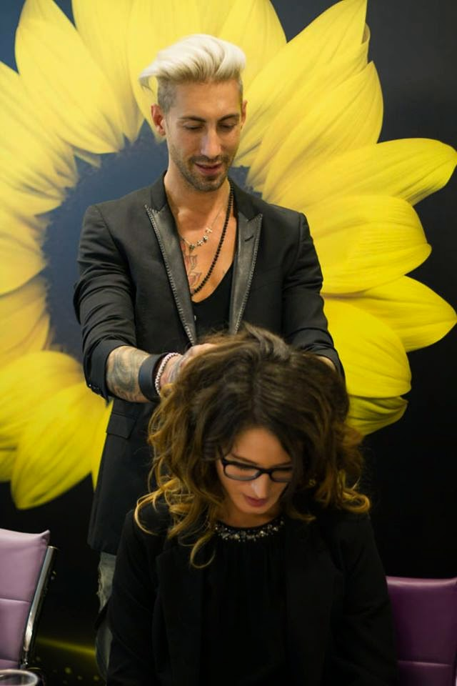 Vittorio Masciarelli Hair and Beauty Consultant Garnier
