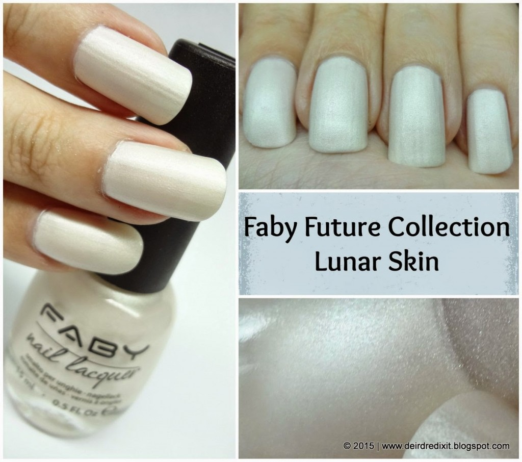Faby Future Collection Lunar Skin