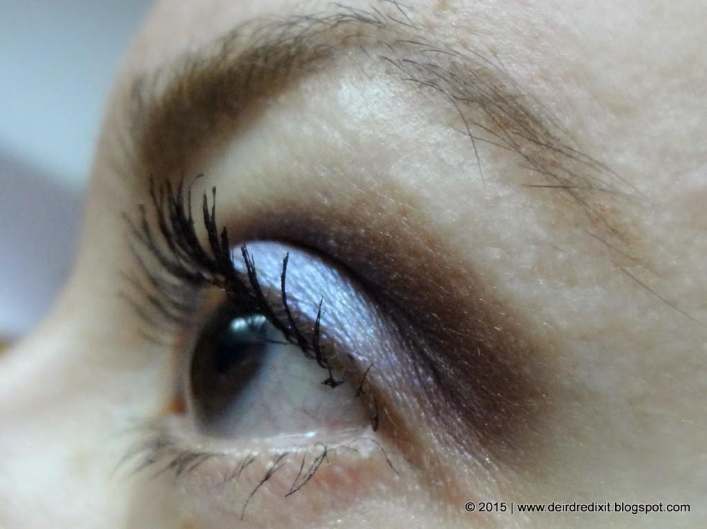 Swatch Mascara Benefit Roller Lash