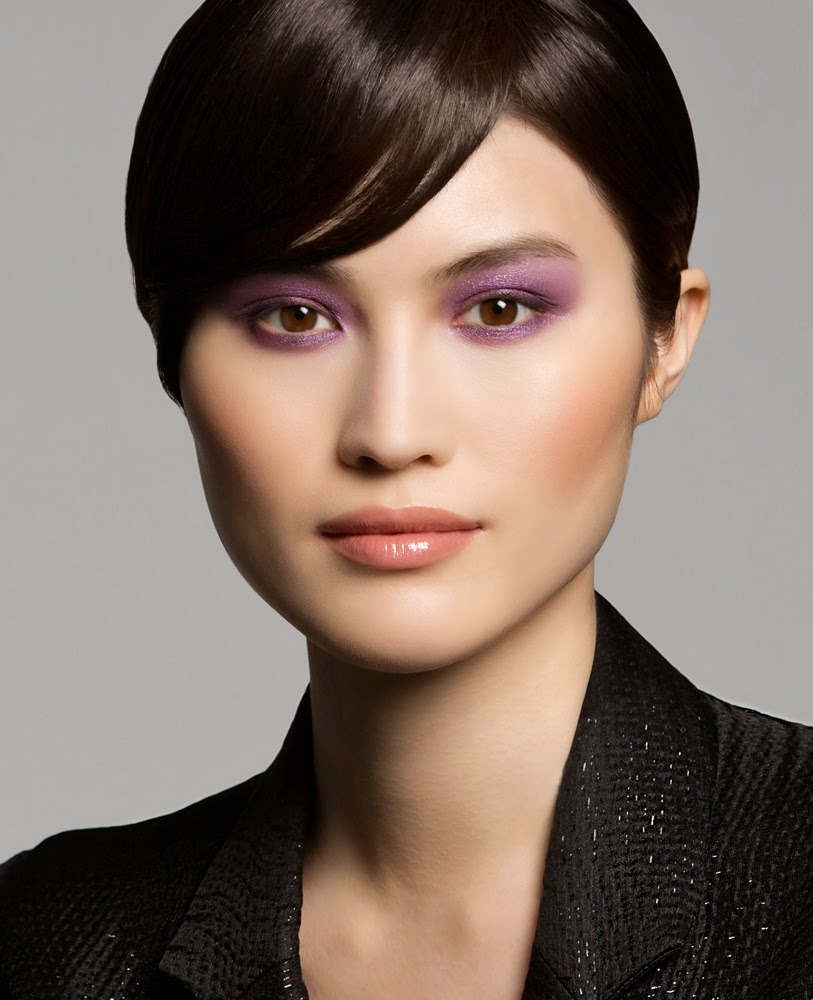 Shiseido Spring Look s/s 2015
