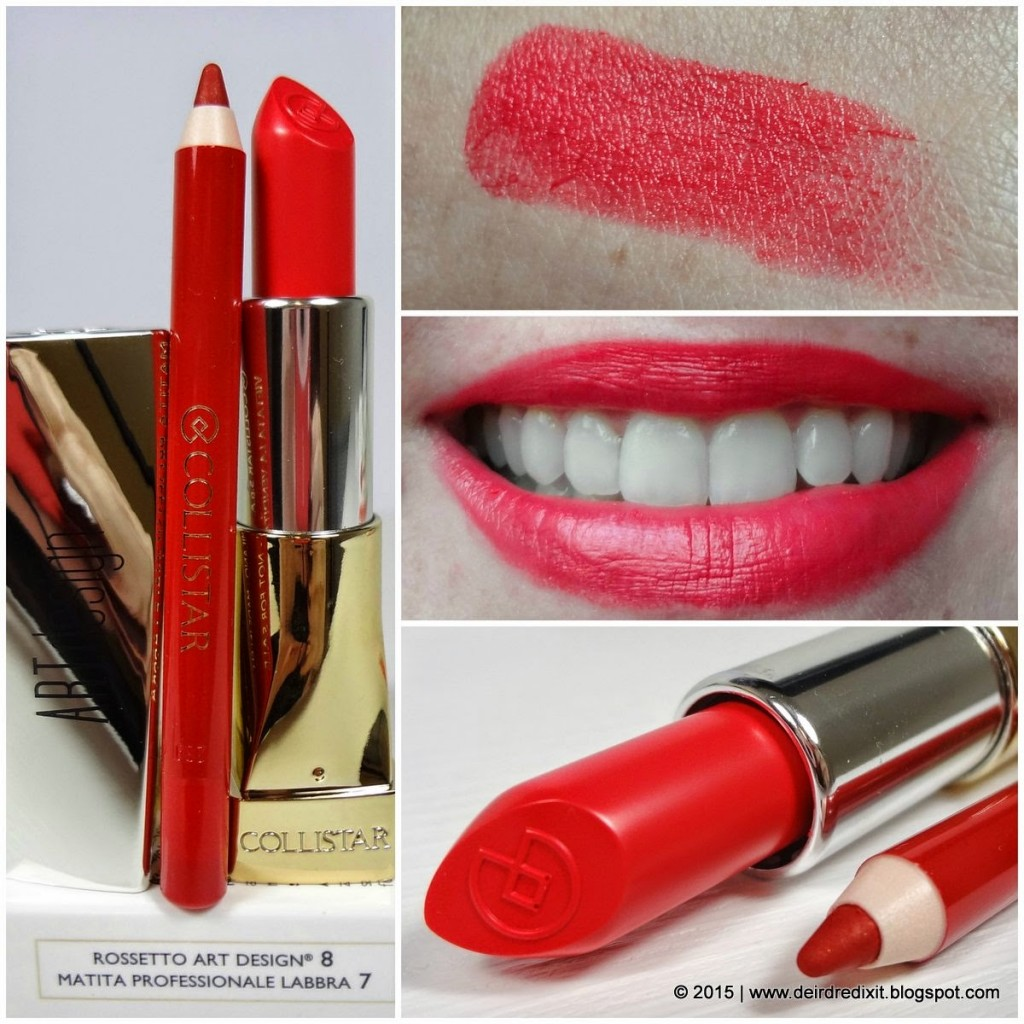 Collistar Rossetto Art Design Lipstick