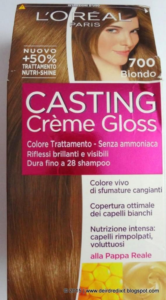 L'Oréal Casting Crème Gloss