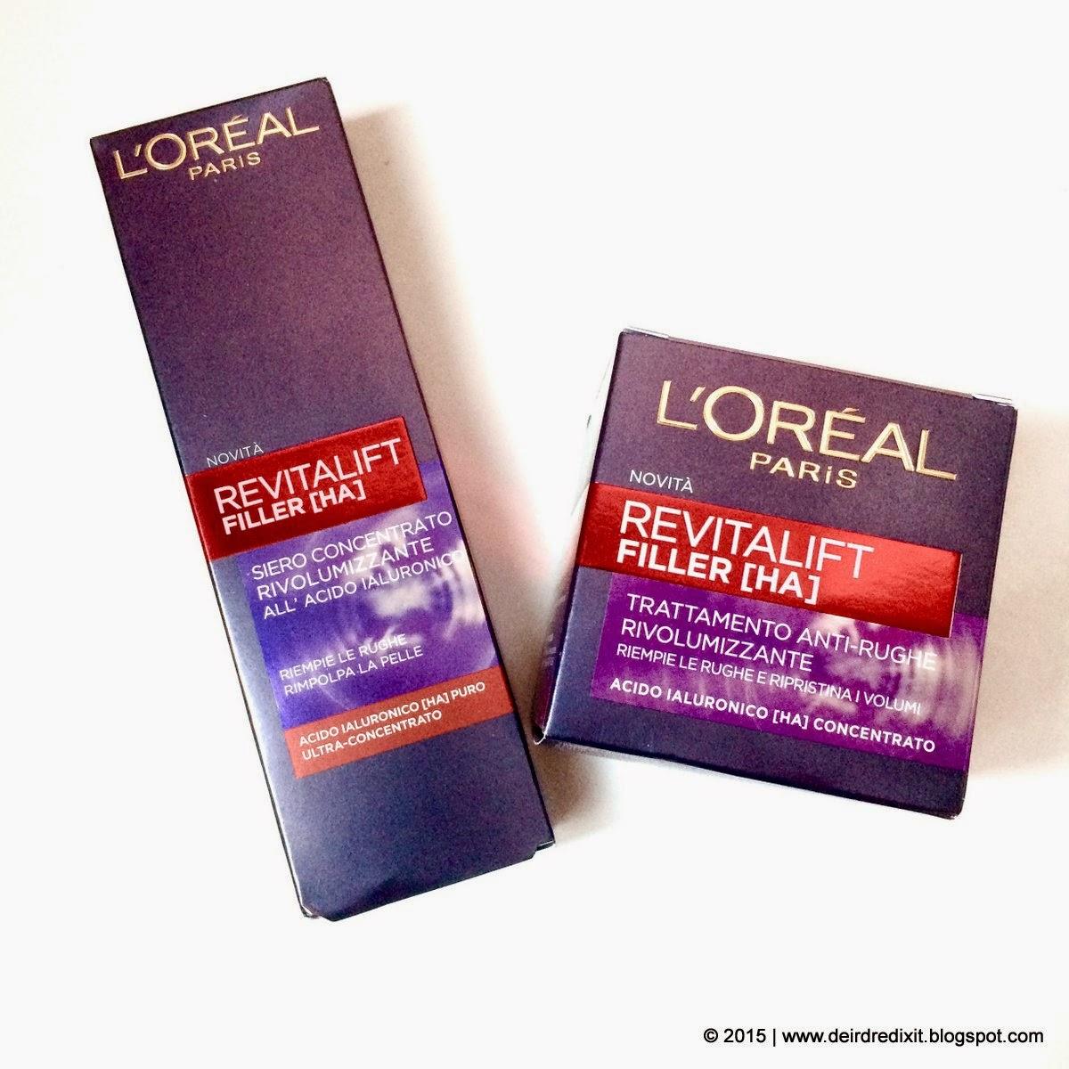 L'Oréal Revitalift Filler