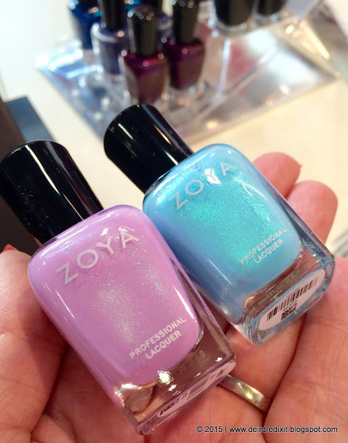 Zoya Leslie e Zoya Rayne - Delight Collection 2015