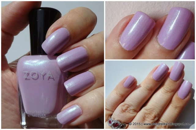 Zoya Leslie - Delight Collection 2015
