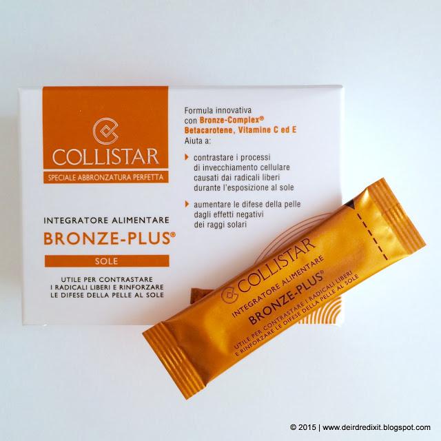 Integratore Collistar Bronze Plus