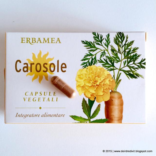 Integratore Erbamea Carosole