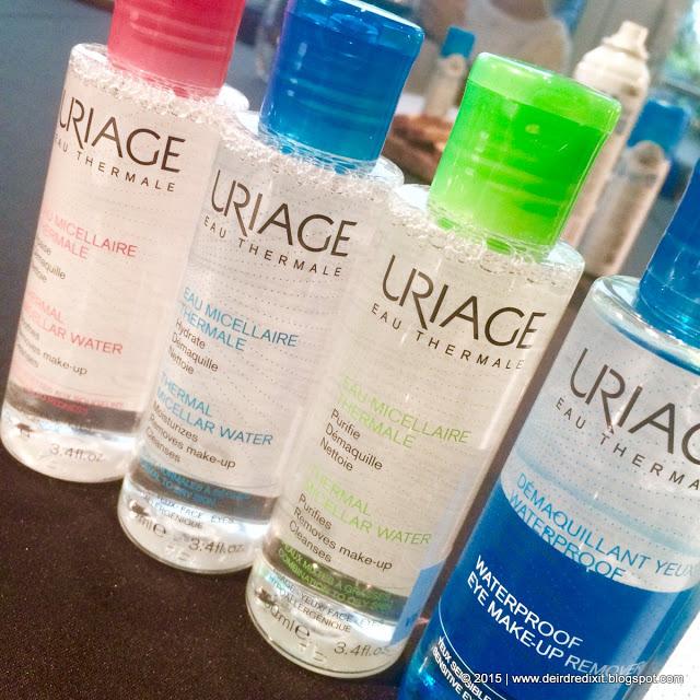 Acqua micellare Uriage