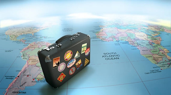 come organizzare un viaggio intercontinentale