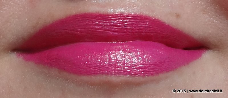 Rossetto Shiseido Perfect Rouge 452 Tulip