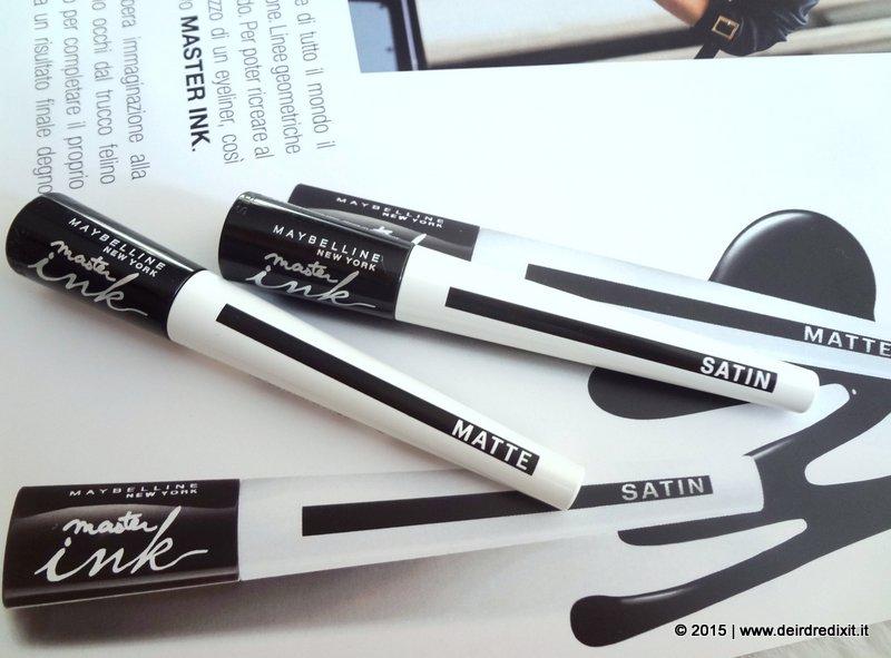 Maybelline Master Ink Eyeliner