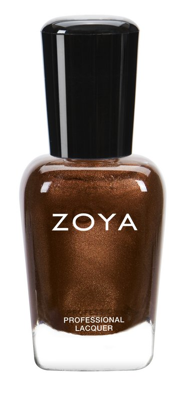 Cinnamon Zoya Flair Collection