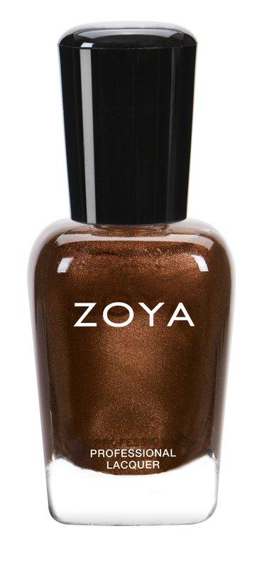 Cinnamon Zoya Flair Collection