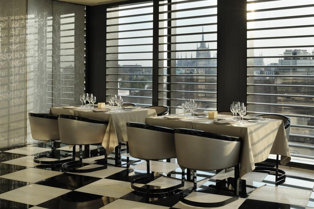 Armani Hotel Milano_Armani Ristorante