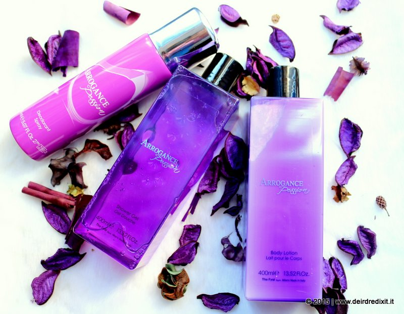 Linea Corpo Arrogance Passion Eau de Parfum
