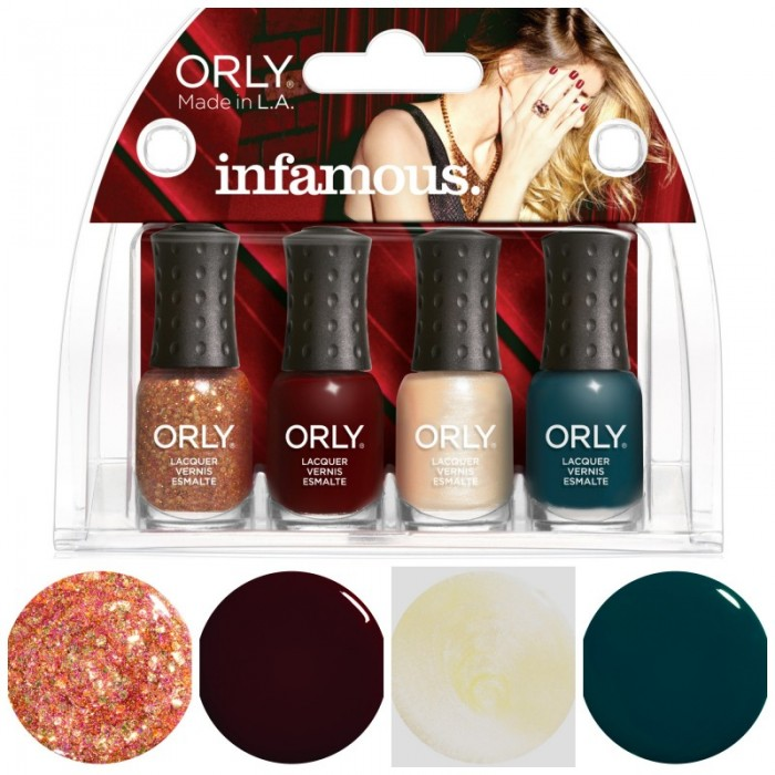 Minikit Orly Infamous collection