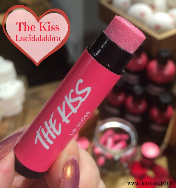 Lush The Kiss Lucidalabbra