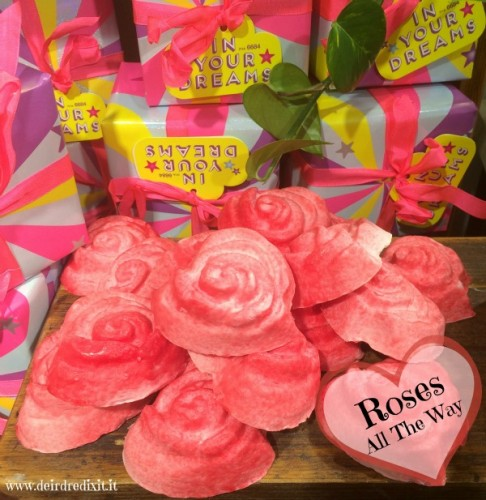 Lush Roses all The Way