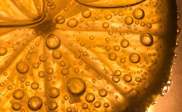 ricetta acqua detox