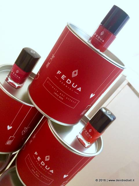 smalti Fedua Cosmetics