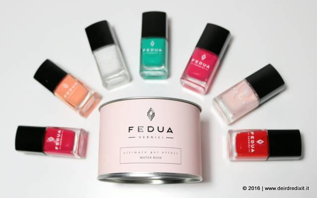 smalti Fedua Cosmetics