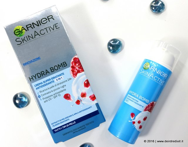 Garnier SkinActive Hydrabomb