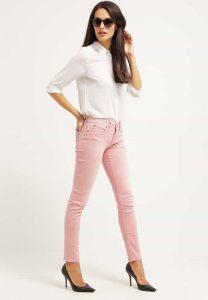 Jeans Tommy Hilfiger rosa quarzo
