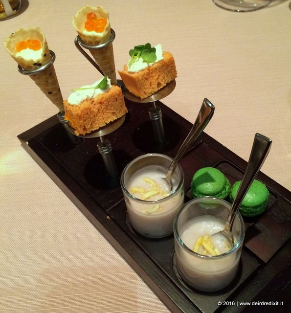 Sadler Aperitivo Finger Food