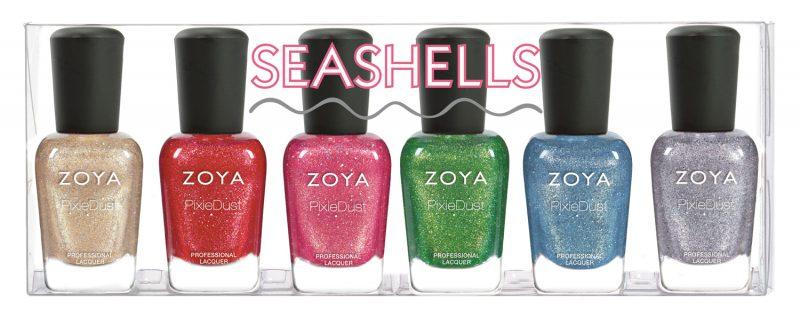 Zoya Seashells