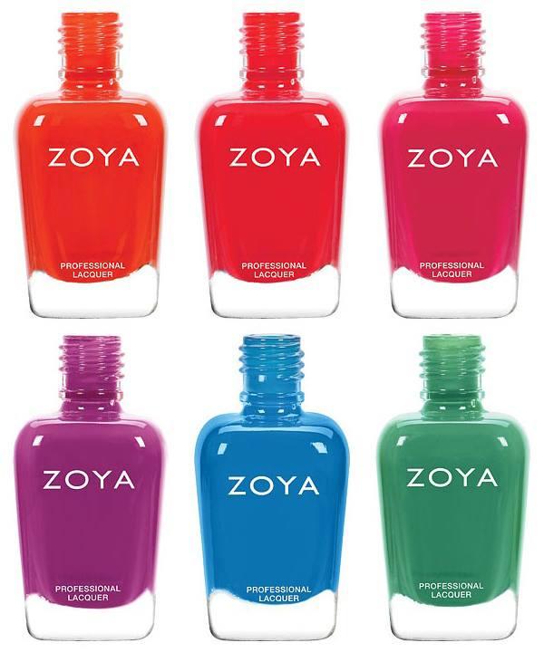 Zoya Sunsets