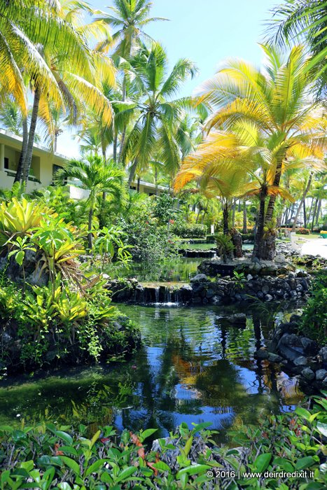 the Nature at Paradisus Punta Cana