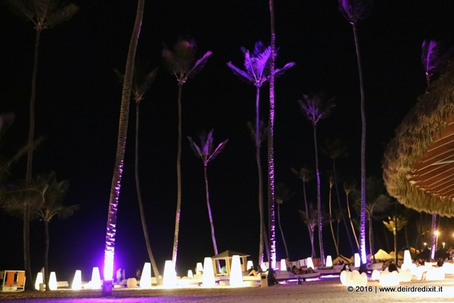 Paradisus Punta Cana - The Beach By Night
