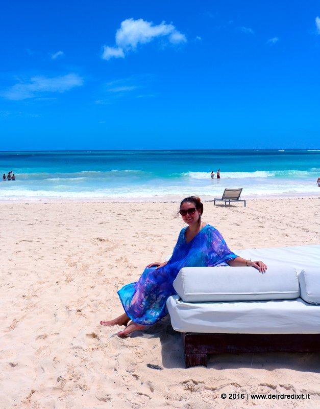The Beach at Paradisus Punta Cana