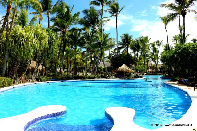 Main Pool at Paradisus Punta Cana