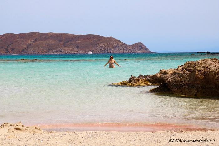 Creta - spiaggia rosa Elafonisi