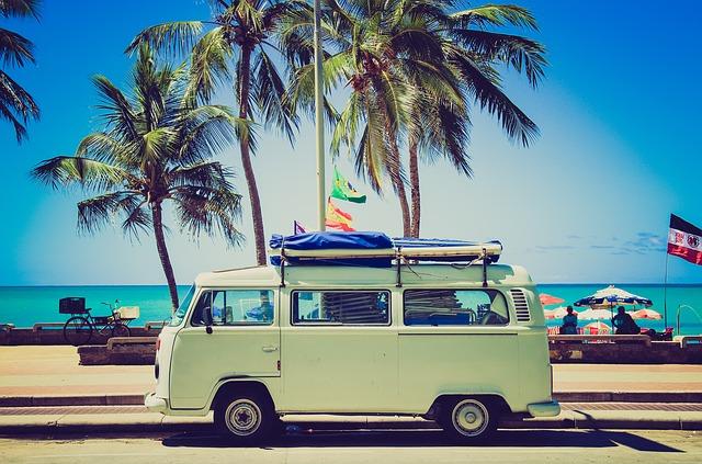 consigli sulla vacanza in camper per principianti