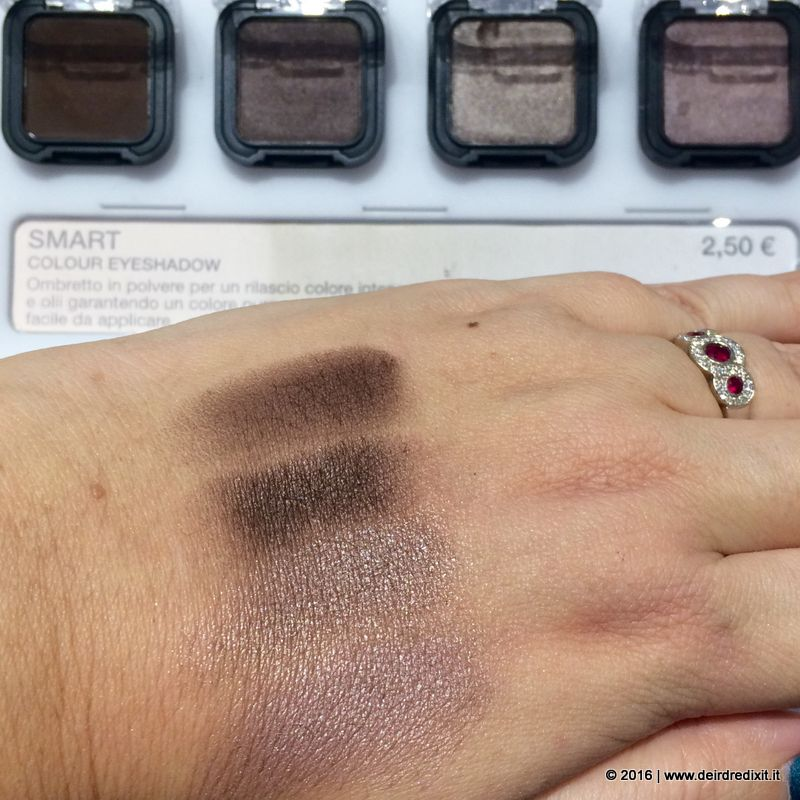 Kiko SMart Eyeshadow