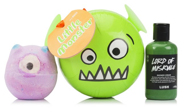 Lush Halloween Little Monster
