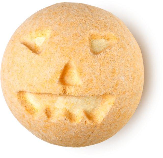 Lush Halloween Pumpkin Bomba da bagno