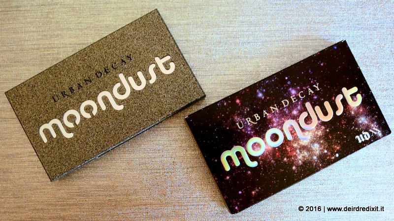 palette Urban Decay Moondust