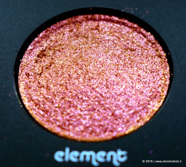palette Urban Decay Moondust ELEMENT