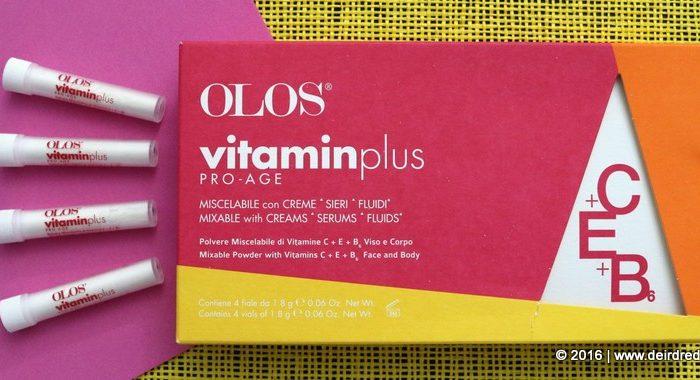 Olos Vitamin Plus