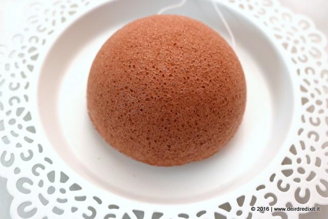 Korean Fata Innisfree Konjac volcanic sponge