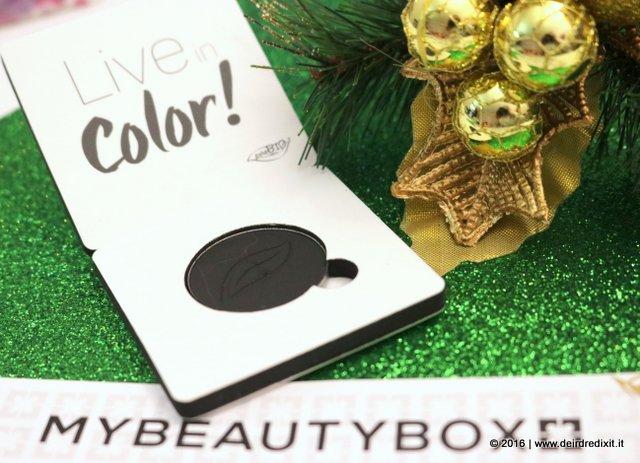MyBeautyBox Novembre 2016