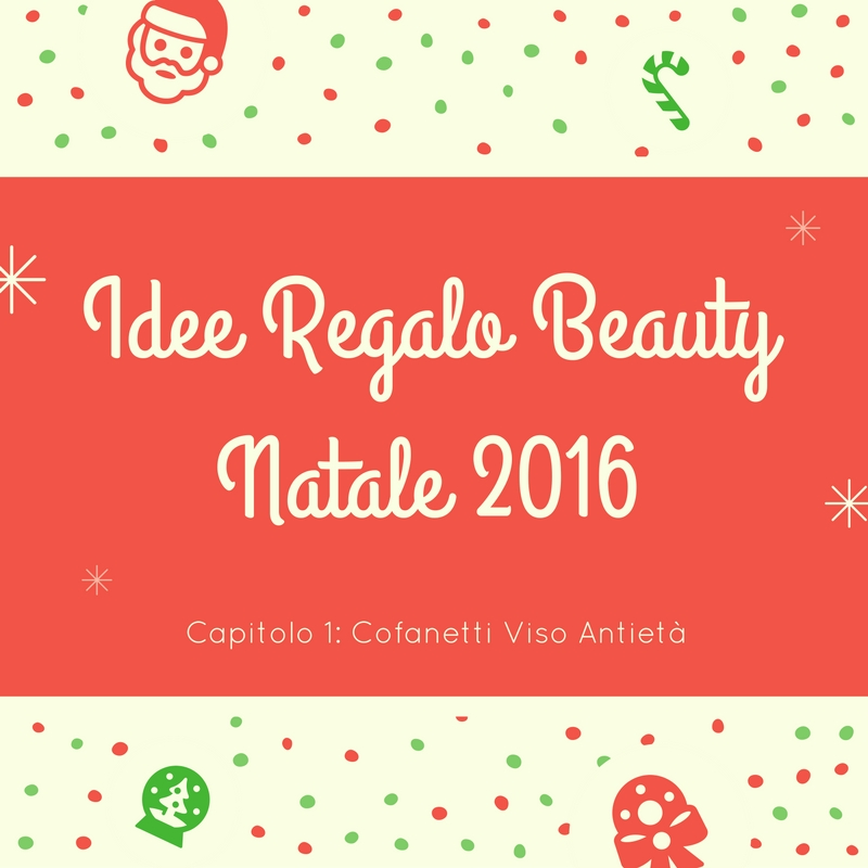 idee cofanetti regalo viso beauty