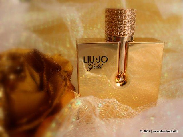 profumo Liu Jo Gold